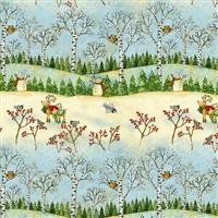 Winter Woodland1